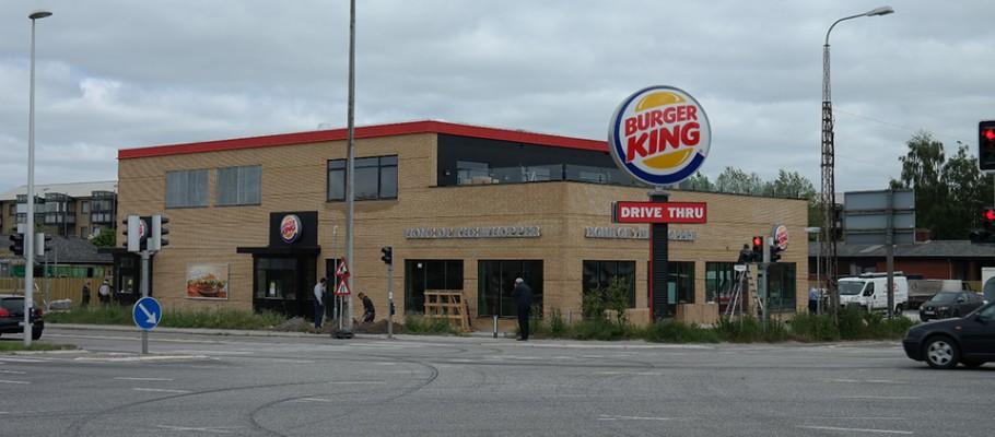 Burger King Roskilde