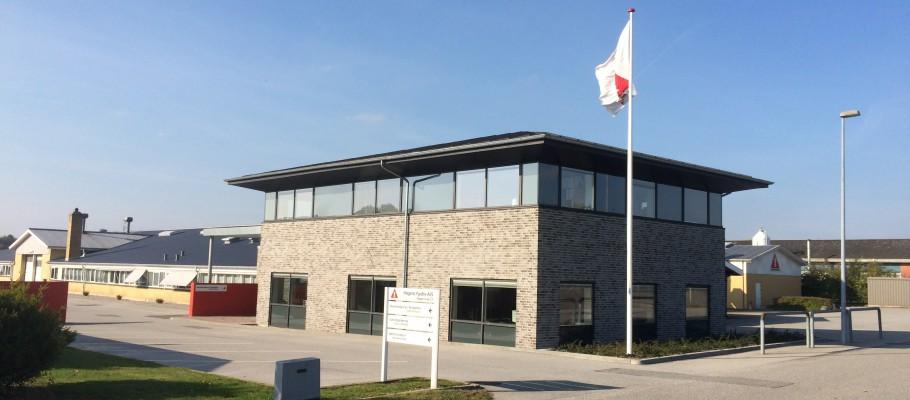 Hagens Fjedre – Støvring – Kontorudvidelse/Tilbygning/Totalrenovering