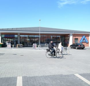 Aldi dagligvarebutik i Skagen – 1200 m²