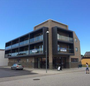 Bageri & 4 lejligheder  – 900 m²