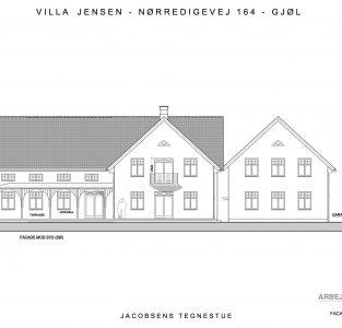 Herregaard – Villa Jensen
